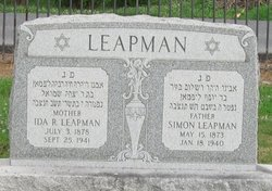 Ida R Leapman