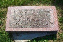 George B Kellogg