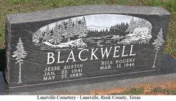 Jesse Austin Blackwell
