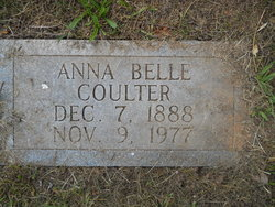 Anna Belle Coulter