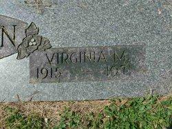 Virginia Maxine <I>Davis</I> Wilson