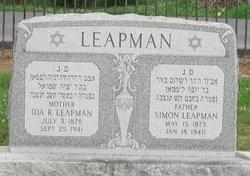 Simon Leapman