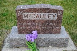Emma <I>Herwehe</I> McCauley