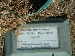 Patricia Ann Ramsey