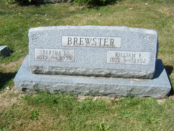 Bertha Isabelle <I>L</I> Brewster