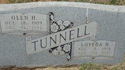 Loveda Helen <I>Boynton</I> Tunnell