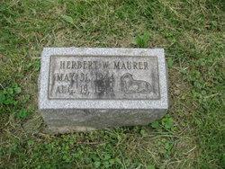 Herbert W. Maurer