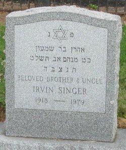 Irvin Singer