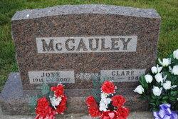 Joye McCauley