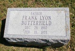 Frank Lyon Butterfield
