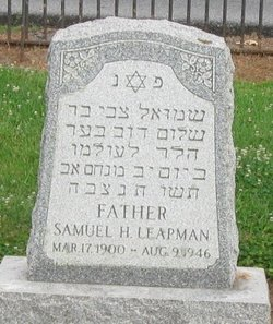 Samuel H Leapman