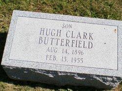 Hugh Clark Butterfield
