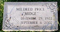 "Mildred G ""Midge"" Price"