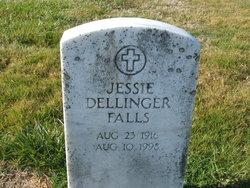 Jessie Dellinger Falls