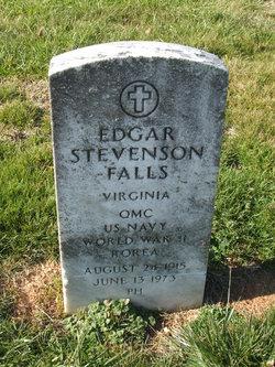 Edgar Stevenson Falls