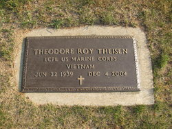 Theodore Roy Theisen