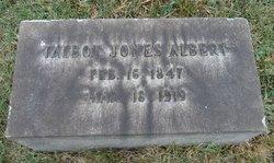 Talbot Jones Albert, Sr