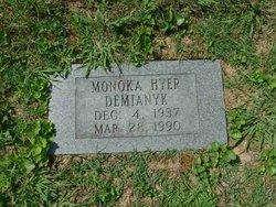 Monoka <I>Hyer</I> Demianyk