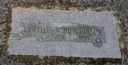 Phyllis V Hutchinson