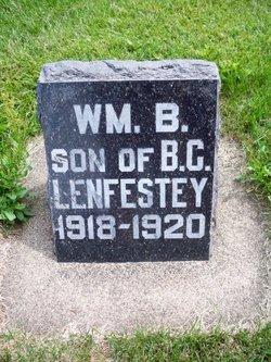 William B. Lenfestey