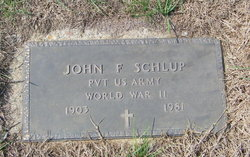 John F Schlup