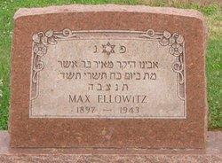 Max Ellowitz