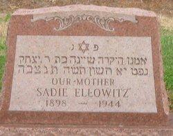 Sadie Ellowitz