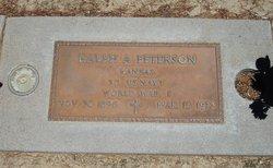 Ralph A. Peterson