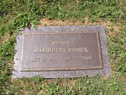 Marquitta Banick