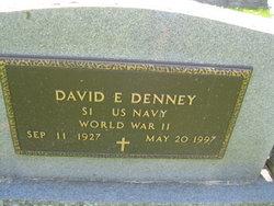 David E Denney
