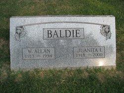 Juanita I <I>Hill</I> Baldie