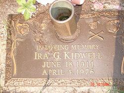 Ira G. Kidwell