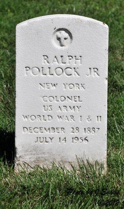 Col Ralph Pollock, Jr