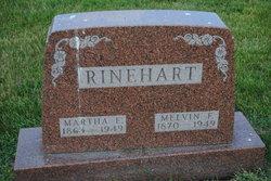 Melvin F Rinehart