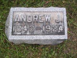 Andrew Jackson Harriger