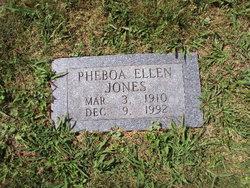 Pheboa Ellen Jones