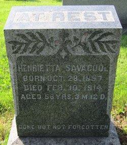 Henrietta Savacool