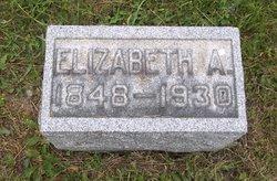 Elizabeth Amanda <I>Stein</I> Harriger