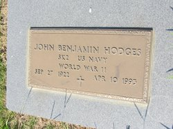 John Benjamin Hodges
