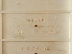 Wilhelmina Ida <I>Van Dorpen</I> Houston