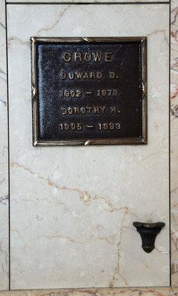 Duward D. Crowe