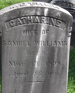 Catherine M. <I>Bennett</I> Williams