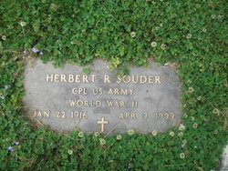 Corp Herbert R. Souder