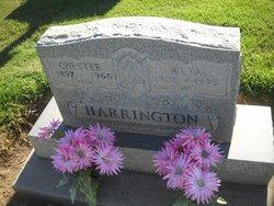 Alta Catherine <I>Babcock</I> Harrington