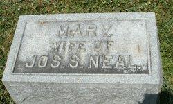 Mary E. <I>Wood</I> Neal