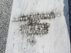 "Buford Lamar ""Pete"" Davis"