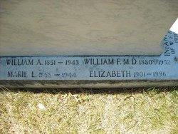 Dr William F. Grotjan