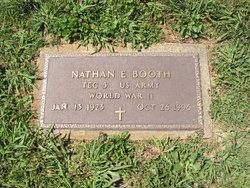 Nathan Eugene Booth