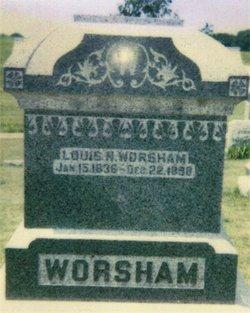 Louis Napolean Worsham