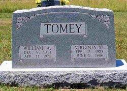 Virginia Mae <I>Shelton</I> Tomey